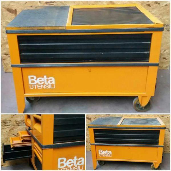 Beta maxi tank usato