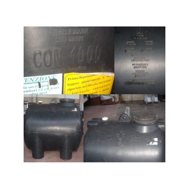 Cisterna per liquidi