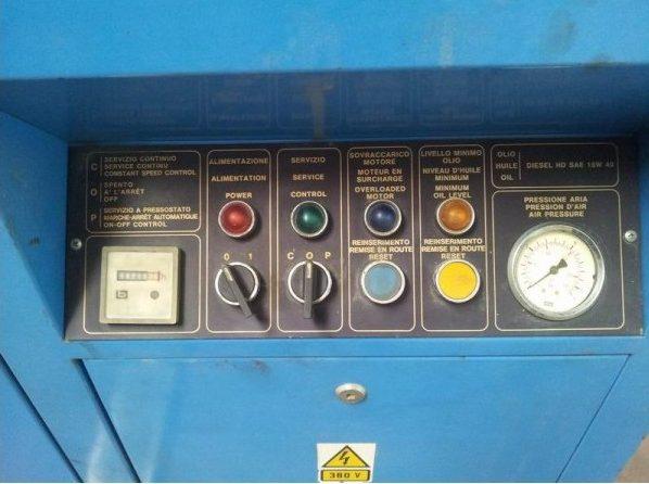 Compressore usato