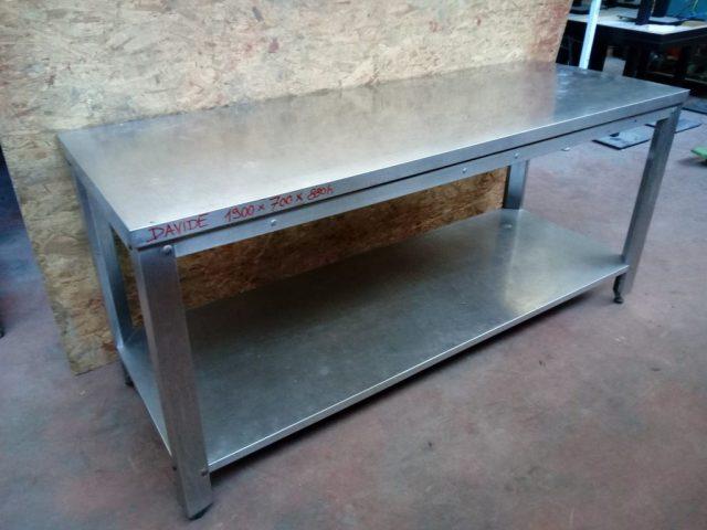 tavolo inox usato aste e fallimenti milano