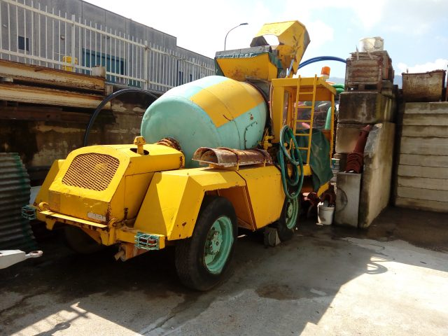 Img betoniera usata