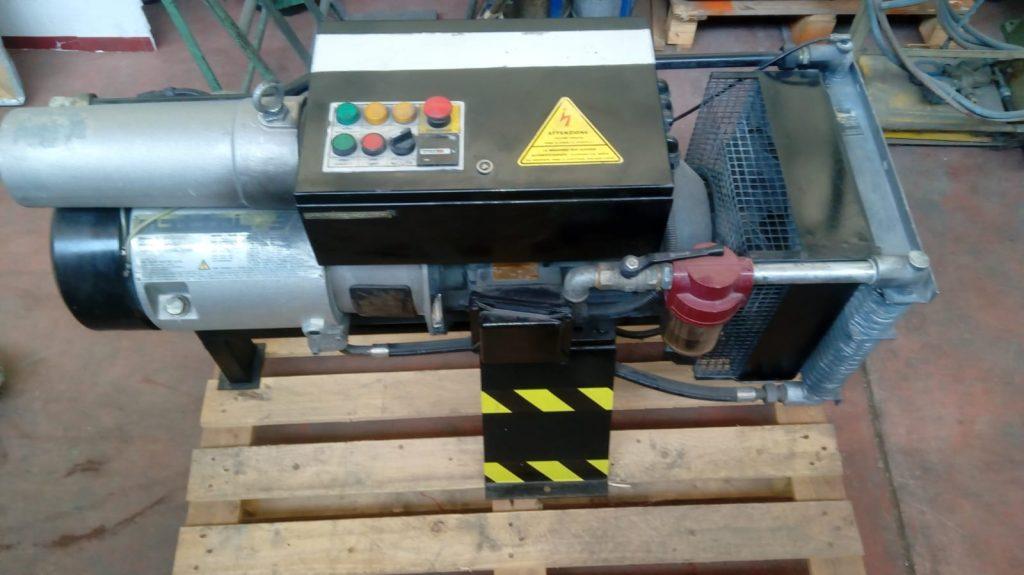 Compressore mattei usato