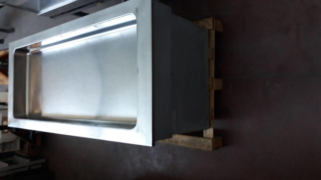 Img vasca frigorifera da incasso