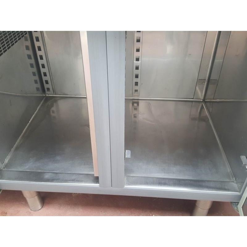 Banco frigo con lavello usato
