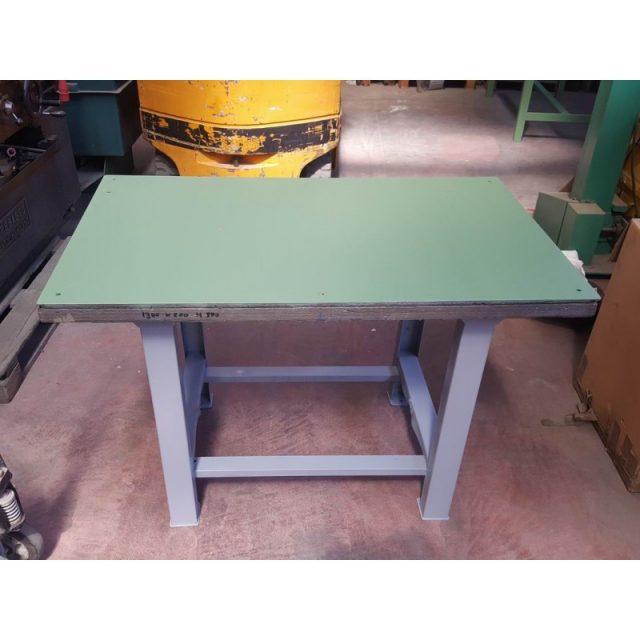 Tavolo da lavoro usato 1 usato