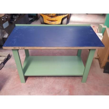 Tavolo da lavoro usato